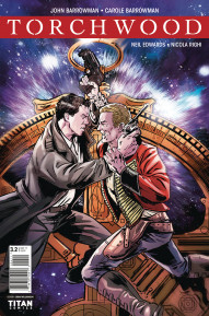 Torchwood: The Culling #2