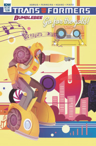Transformers: Bumblebee: Go for the Gold! #1
