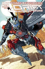 Transformers: Drift: Empire of Stone
