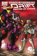 Transformers: Drift: Empire of Stone #3