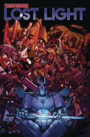 Transformers: Lost Light Vol. 3 TP Reviews