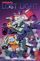 Transformers: Lost Light Vol. 4 Reviews