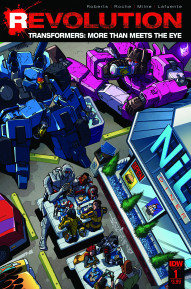 Transformers: More Than Meets The Eye - Revolution