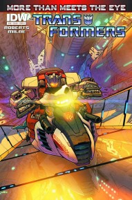 Transformers: More Than Meets The Eye #10