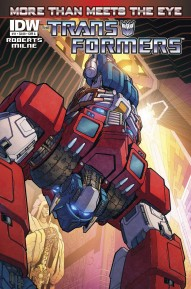 Transformers: More Than Meets The Eye #11