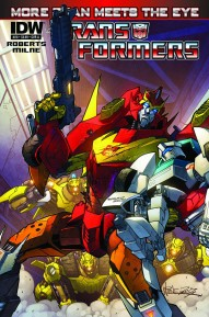 Transformers: More Than Meets The Eye #20