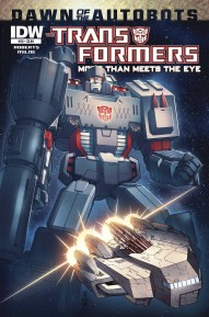 Transformers: More Than Meets The Eye #28