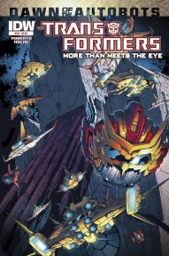 Transformers: More Than Meets The Eye #30