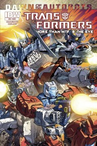 Transformers: More Than Meets The Eye #32