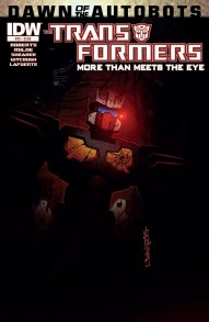 Transformers: More Than Meets The Eye #33