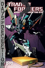 Transformers: More Than Meets The Eye #38