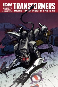 Transformers: More Than Meets The Eye #42