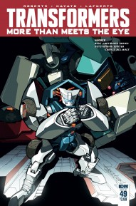 Transformers: More Than Meets The Eye #49