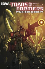 Transformers: Punishment (One-Shot)