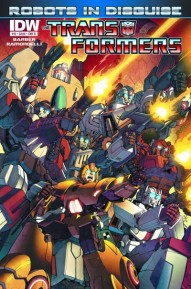 Transformers: Robots In Disguise #12