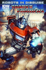 Transformers: Robots In Disguise #19