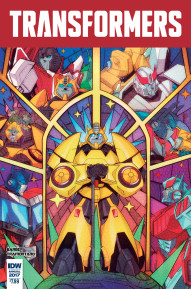 Transformers: Robots In Disguise Annual #2017