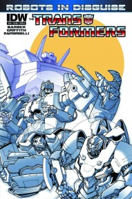 Transformers: Robots In Disguise #22