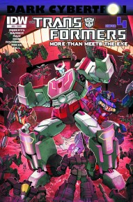 Transformers: Robots In Disguise #24