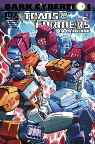 Transformers: Robots In Disguise #26