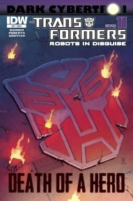 Transformers: Robots In Disguise #27