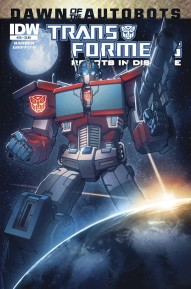 Transformers: Robots In Disguise #28
