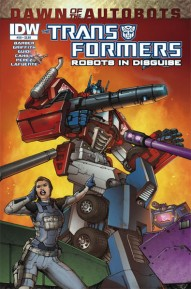 Transformers: Robots In Disguise #29
