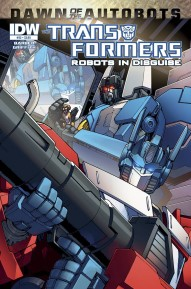Transformers: Robots In Disguise #32