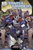 Transformers: Robots In Disguise #34