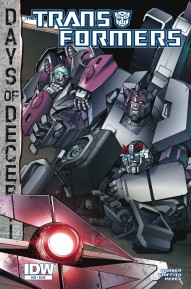 Transformers: Robots In Disguise #38