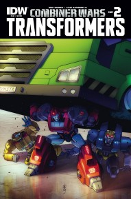 Transformers: Robots In Disguise #40