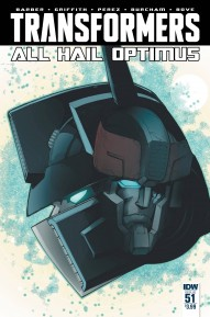 Transformers: Robots In Disguise #51