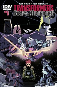 Transformers: Sins of the Wreckers #1