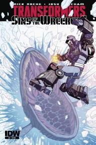 Transformers: Sins of the Wreckers #2