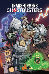 Transformers/Ghostbusters Vol. 1: Ghosts Of Cybertron