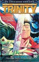 Trinity (2016) Vol. 1: Better Together TP Reviews