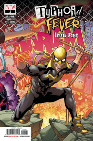 Typhoid Fever: Iron Fist #1