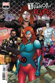Typhoid Fever: X-Men #1