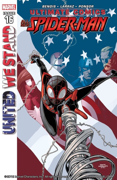 Ultimate Comics Spider-Man vol.3. Добавил. 289. Залит на mediafire.