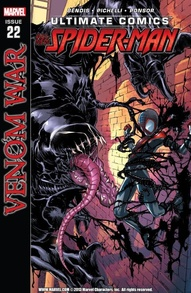 Ultimate Comics Spider-Man Vol. 2 #22