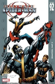 Ultimate Spider-Man #92