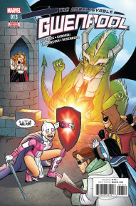 Unbelievable Gwenpool #13