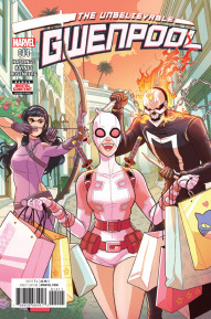 Unbelievable Gwenpool #14