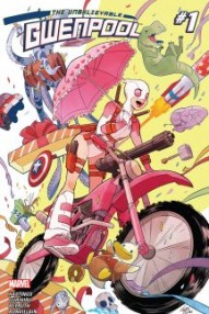 Unbelievable Gwenpool #1