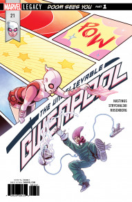 Unbelievable Gwenpool #21