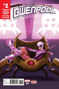 Unbelievable Gwenpool #7