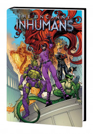 Uncanny Inhumans Vol. 1 Hardcover