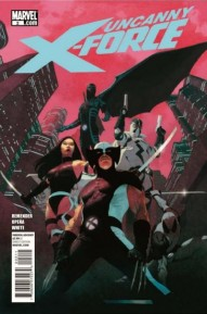 Uncanny X-Force #2