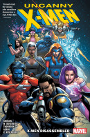 Uncanny X-Men (2018) Vol. 1: X-Men Disassembled TP Reviews