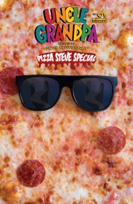 Uncle Grandpa Pizza Steve Special
